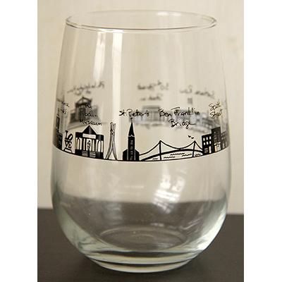 Philadelphia Stemless Wine