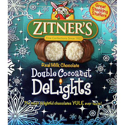 Zitner's Milk Chocolate Coconut Delights