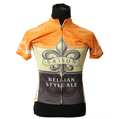 GO CYCLE Yards Saison Jersey