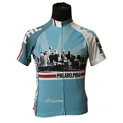 GOCYCLING Philly Jersey