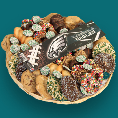 Eagles Large Goody Tray