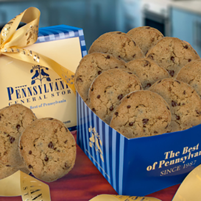 Chocolate Chip Cookie Box