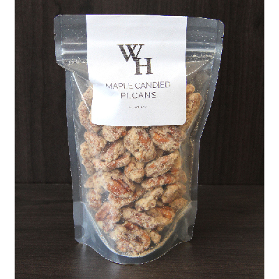 Whiskey Hollow Maple Pecans
