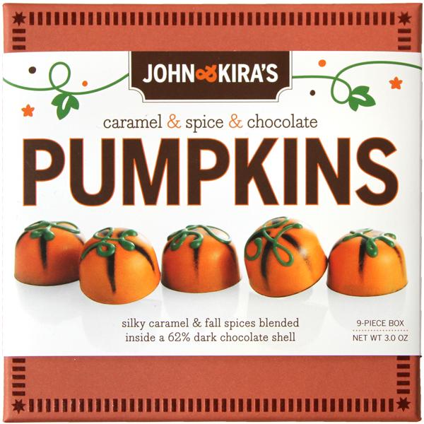 John & Kira's Pumpkin Collection