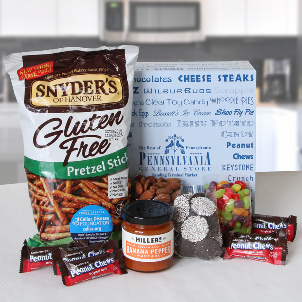 PA Gluten Free Snack Box