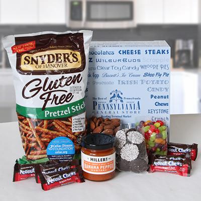PA Gluten Free Snack Box --