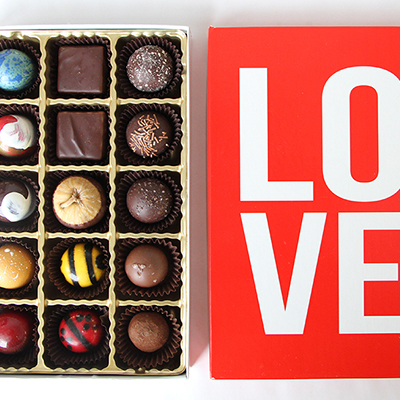 Philly's Artisan Chocolate Box