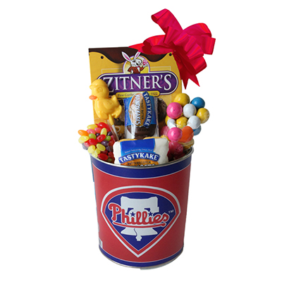 Phillies Easter Tin