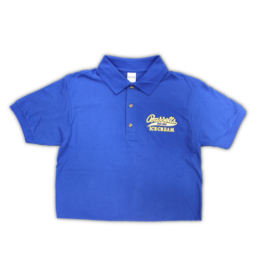 Bassetts Ice Cream Polo Shirt