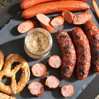THE BEST PA WURST BOARD