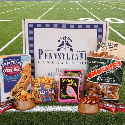Virtual Tailgate Snack Box