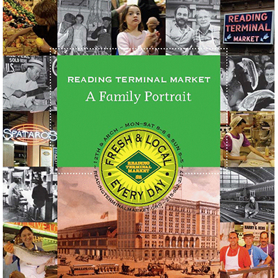 "Reading Terminal Market ""A Family Portrait"" DVD"