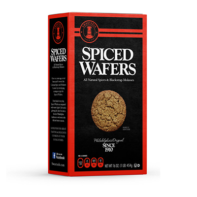 Sweetzels Spiced Wafers, 16 oz
