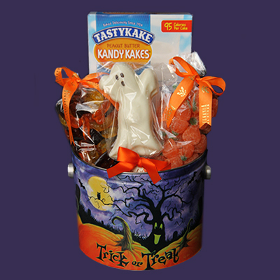Philly Halloween Pail