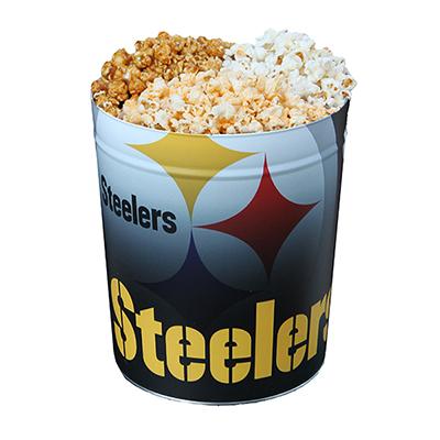 Steelers Popcorn Tin