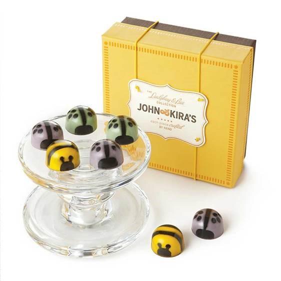 John & Kira's Spring Ladybugs & Bees