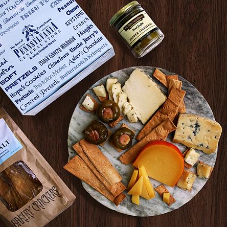 PA Cheese Tasting Box