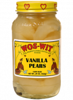 Wos Wit Vanilla Pears 29 oz.