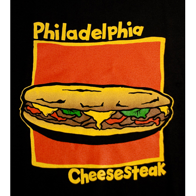 Philly Cheese Steak T-Shirt