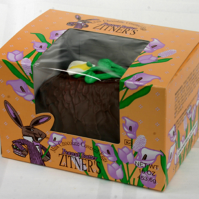Zitner's Milk Chocolate Peanut Butter Egg, 16 oz.
