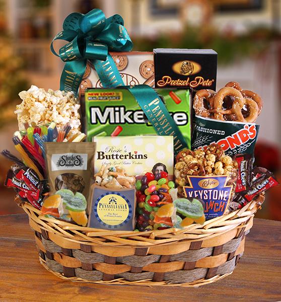Pennsylvania General Store Market Basket Deluxe Summer Version