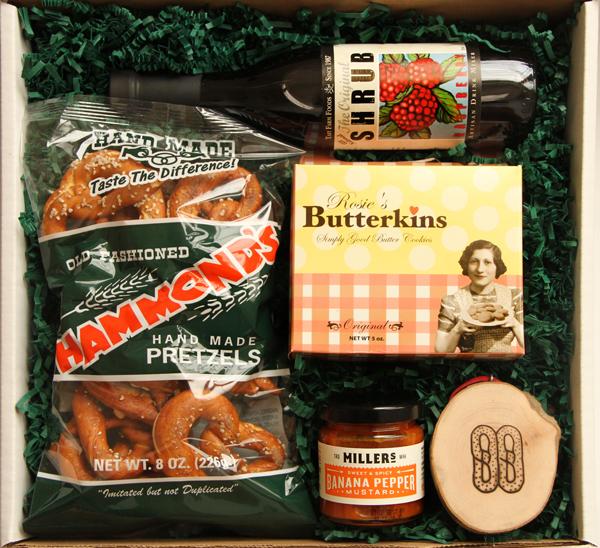 Sip N Sample Mason Made Gift Box