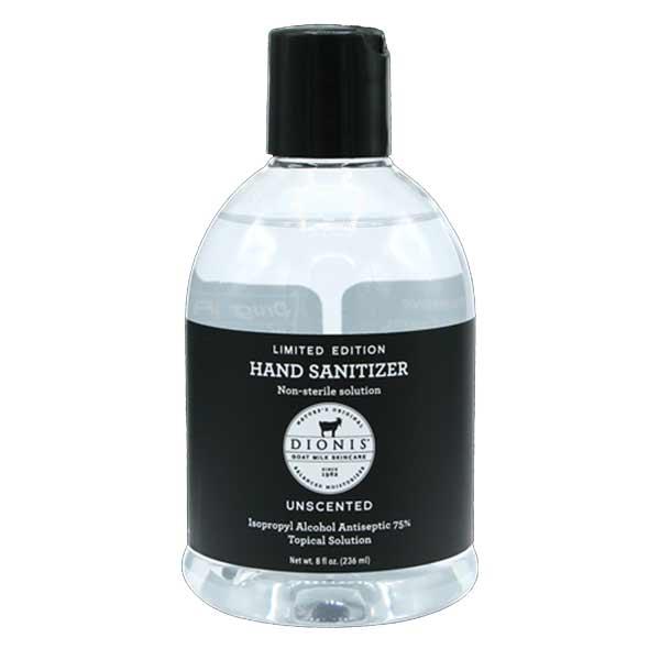 Dionis Goat Milk Skincare- Hand Sanitizer 8 oz