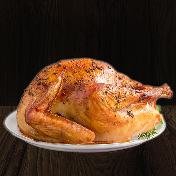 Jaindl Family Farms Hickory Smoked Whole Turkey, 8-10 lbs