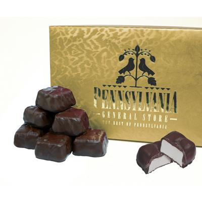 Asher's Jumbo Dark Chocolate Marshmallow