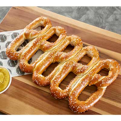 Philly Pretzel Factory Soft Pretzel Gift Box - 15