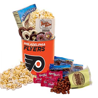 Flyers Fan Snack Tin