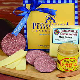 Meat & Cheese Gift Assortments