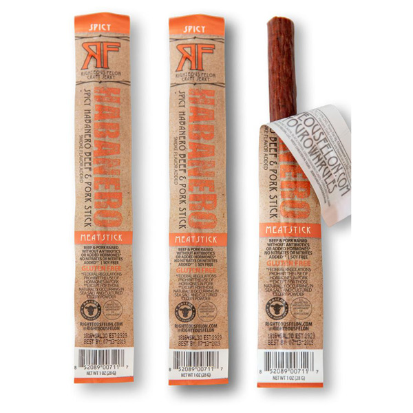 Habanero Escobar Toob Snack Stick