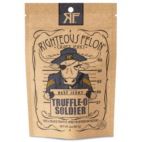 Truffle-O-Soldier Craft Jerky