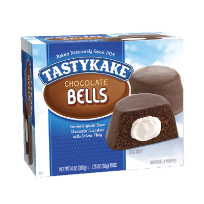 Tastykake Chocolate Bells