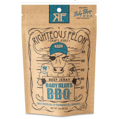 Baby Blues BBQ Craft Jerky