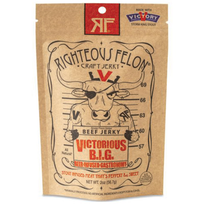 Victorious B.I.G Craft Jerky