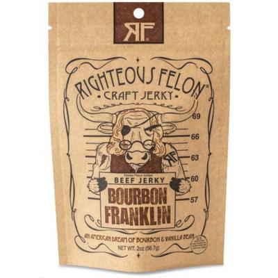 Bourbon Franklin Craft Jerky