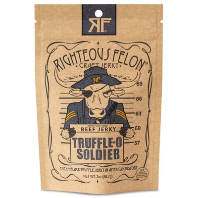 Truffle-O-Soldier Craft Jerky