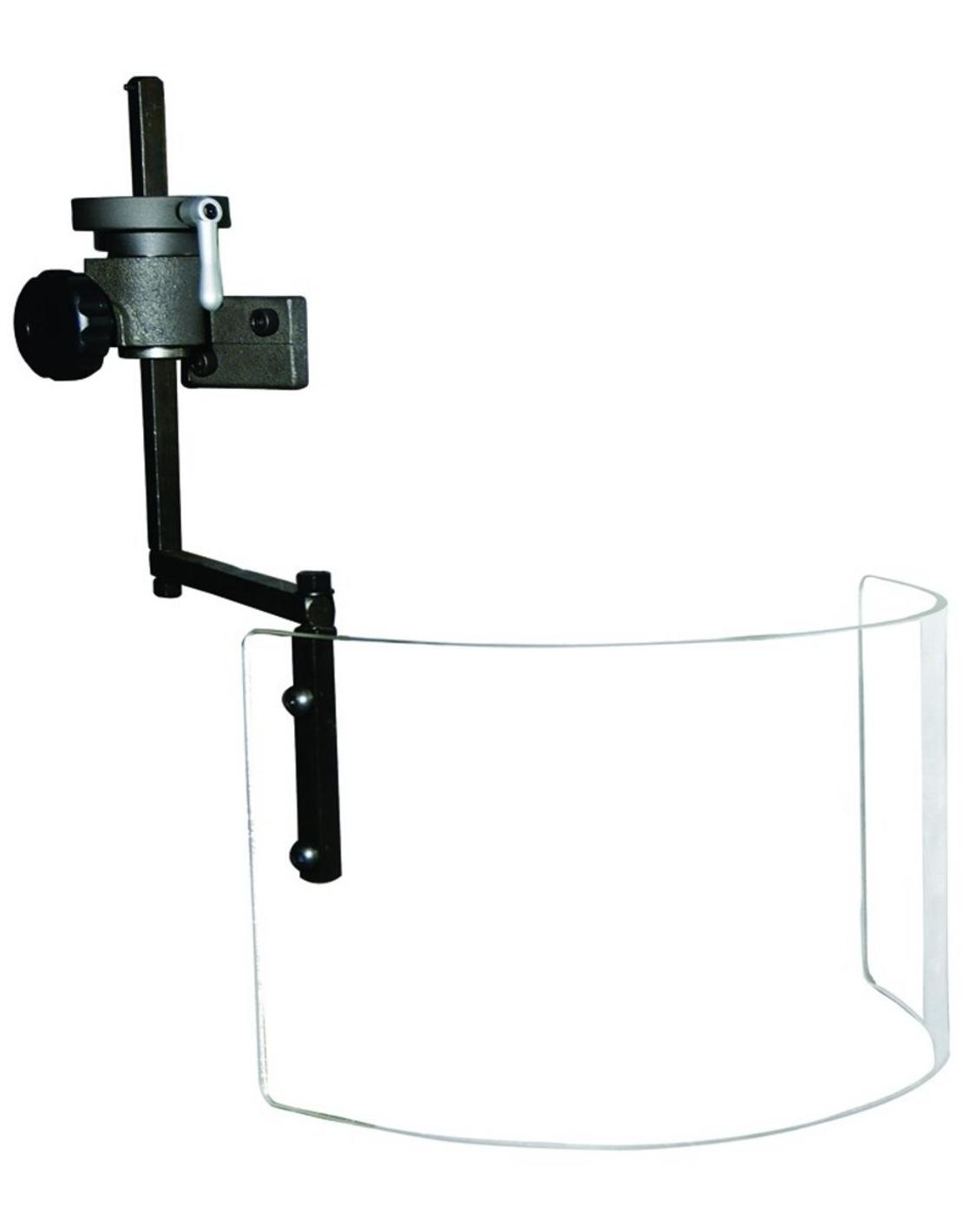 Drill Press Guard >> Adjustable Swing Away Safety Guard