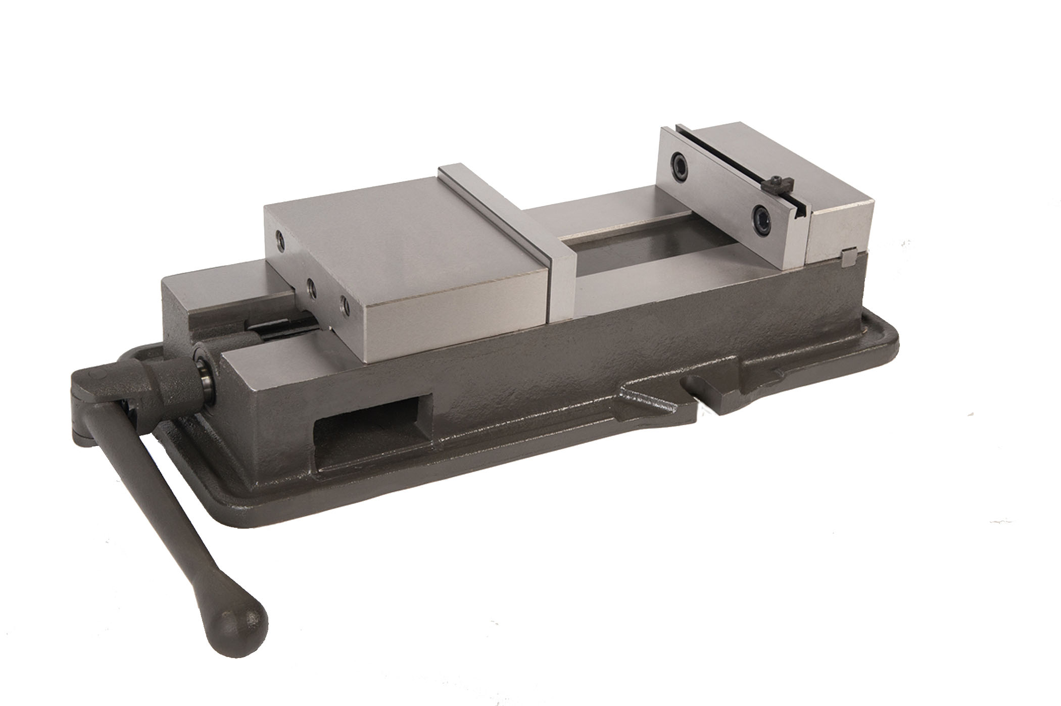 """6"""" Precision dual force milling machine vise w/stationary base"""