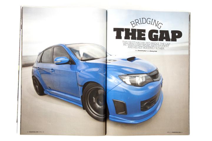 P&L Motorsports in Modified Magazine