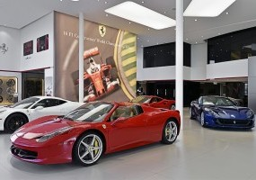 Boardwalk Ferrari Plano