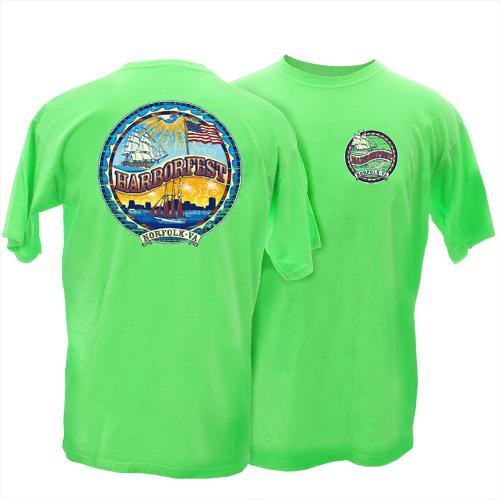 2012 Harborfest Short Sleeve T-Shirt