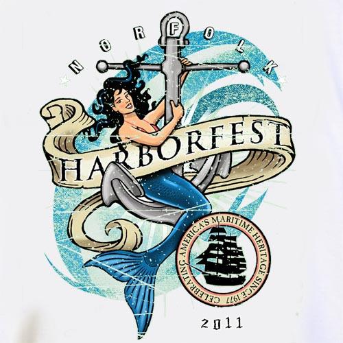 2011 Harborfest Tank Top