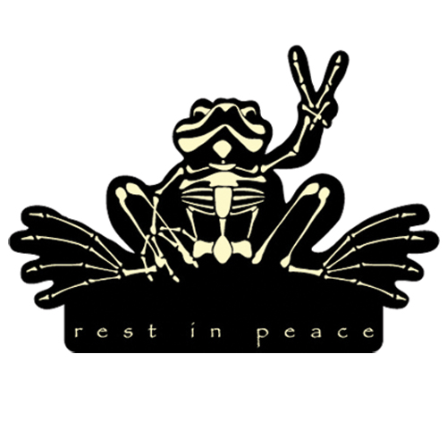 peace frog coloring pages - photo#30