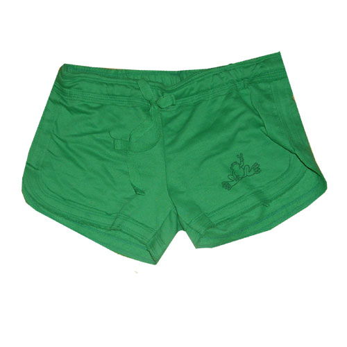 Peace Frogs Junior Fleece Short