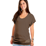 Peace Frogs Womens Flirter Flowy Top