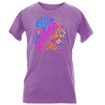 Peace Frogs Ladies All You Need Is Love Short Sleeve T-Shirt