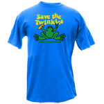 Peace Frogs Adult Save the Twinkies Short Sleeve T-Shirt